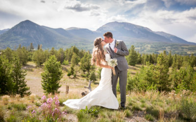 Classic, modern, local Frisco wedding for Matt and Angelique