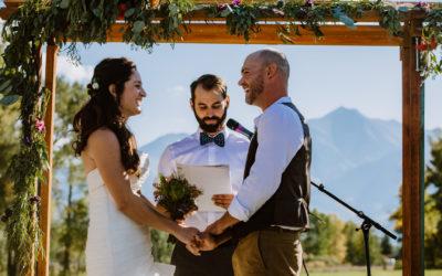 Darcie and Al's Buena Vista Wedding