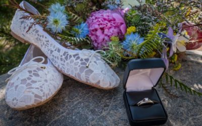 Corey and Lisa's Wildflower Wedding in Leadville