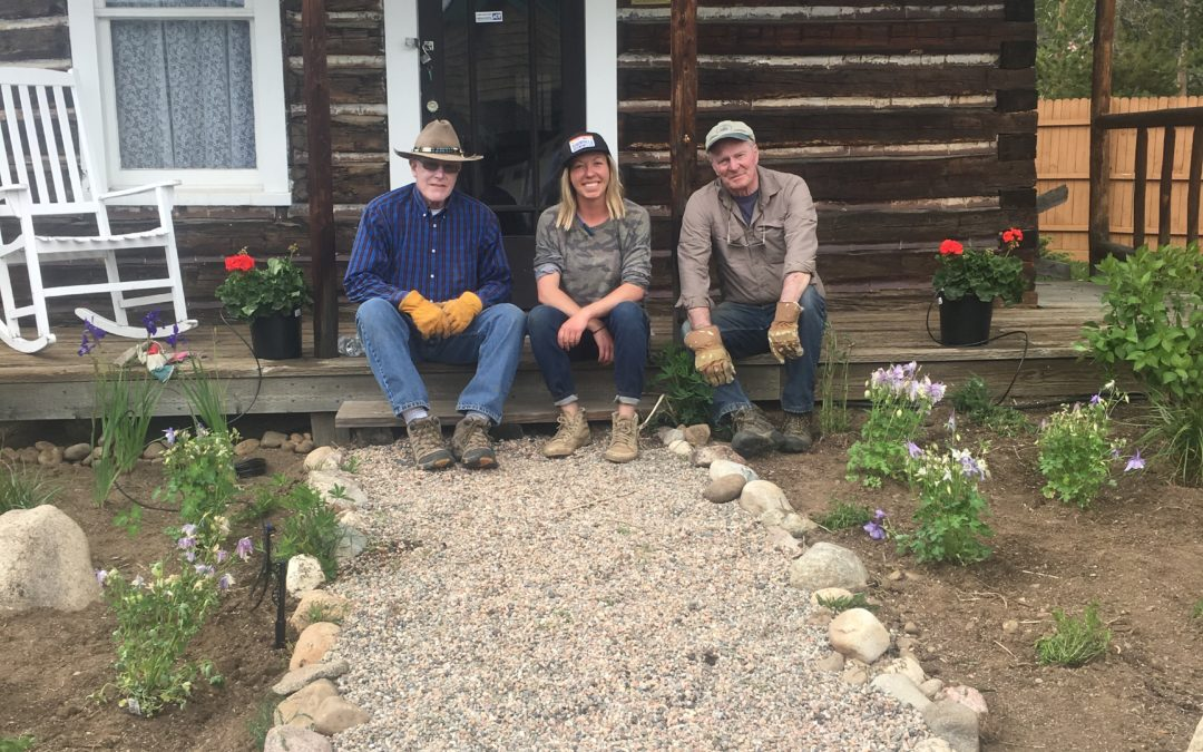 Summit Historical Society Pollinator Gardens