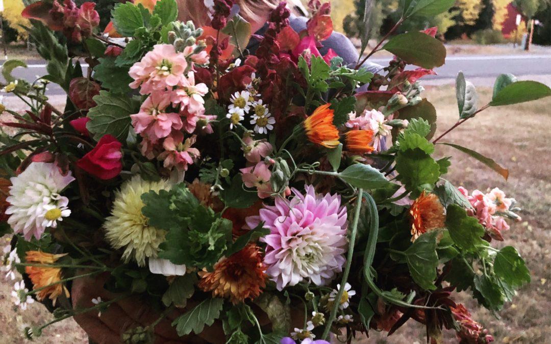 Basics of Floral Arranging